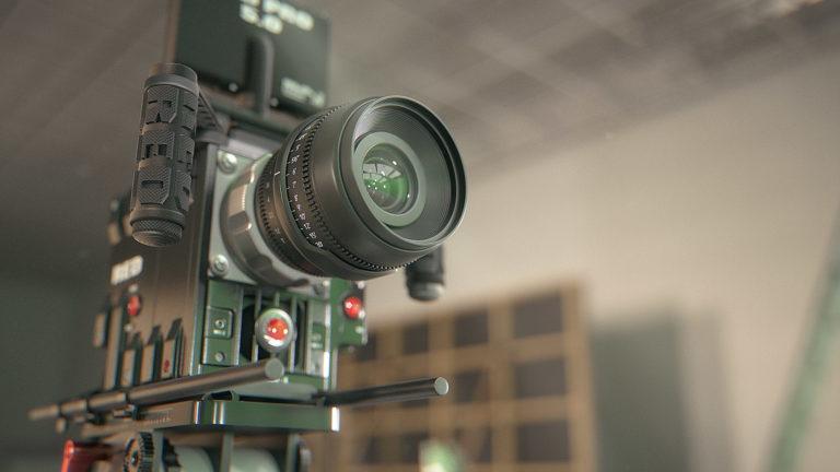 Équipement vidéo du Studio de Tournage